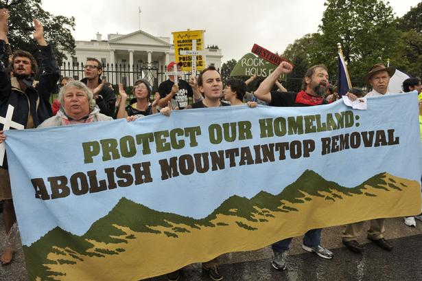 Essay mountaintop removal