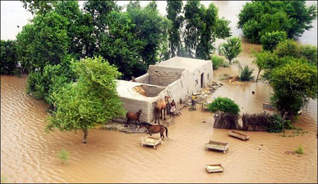 Photo Essay: Documenting the floods in Pakistan