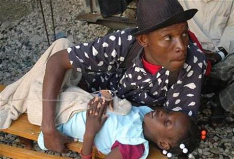 Did Harvard scientists cover-up UN source of Haiti cholera?