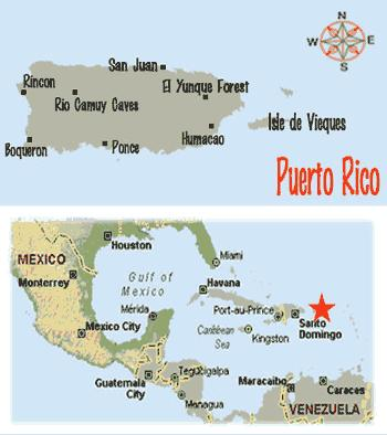 PrintPuerto Ricos Fight For Independence Puerto Rico - Puerto rico on us map