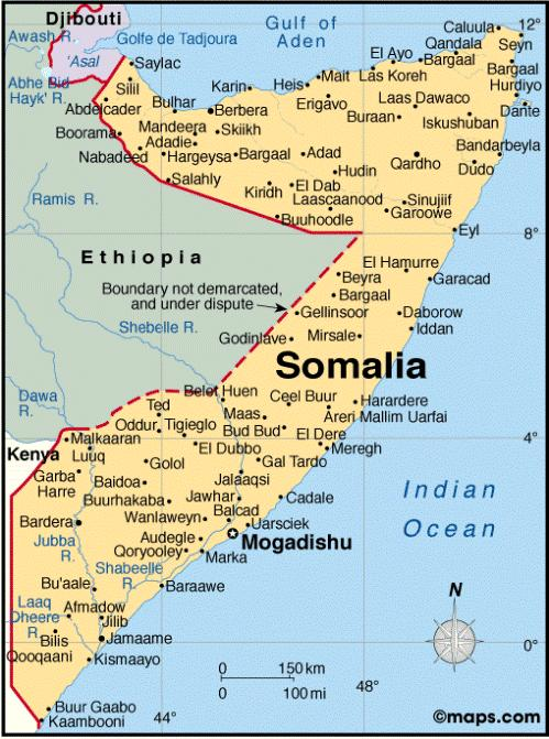 """Somalia: """"A famine caused by men, not by global warming"""