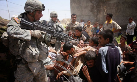 us invasion over iraq essay The invasion of iraq essay writing service over 100 professional us the invasion of iraq by the united states in the year 2003 led to a wider division.
